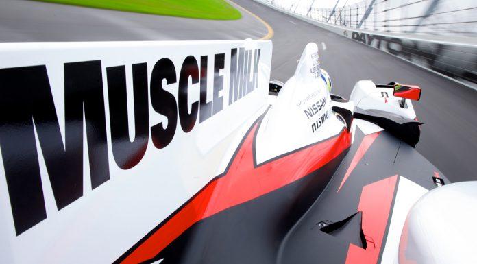 Official: Nissan Muscle Milk ORECA 03 Prototype