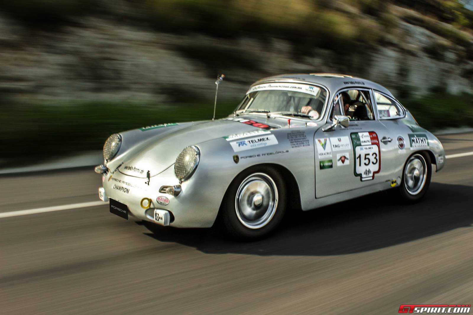 Special Report Porsche 356 Carrera Panamericana Racecar