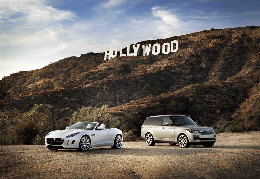 Jaguar Land Rover Reveals Record 2013 Sales Gtspirit