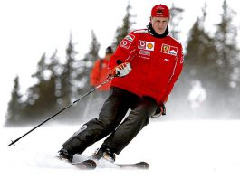 Michael Schumacher Said to be 'Moving Fowards'