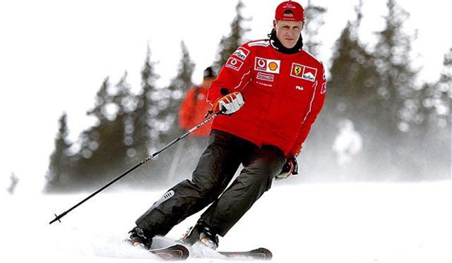 Ferraris to Gather Outside Hospital For Michael Schumacher's 45th Birthday