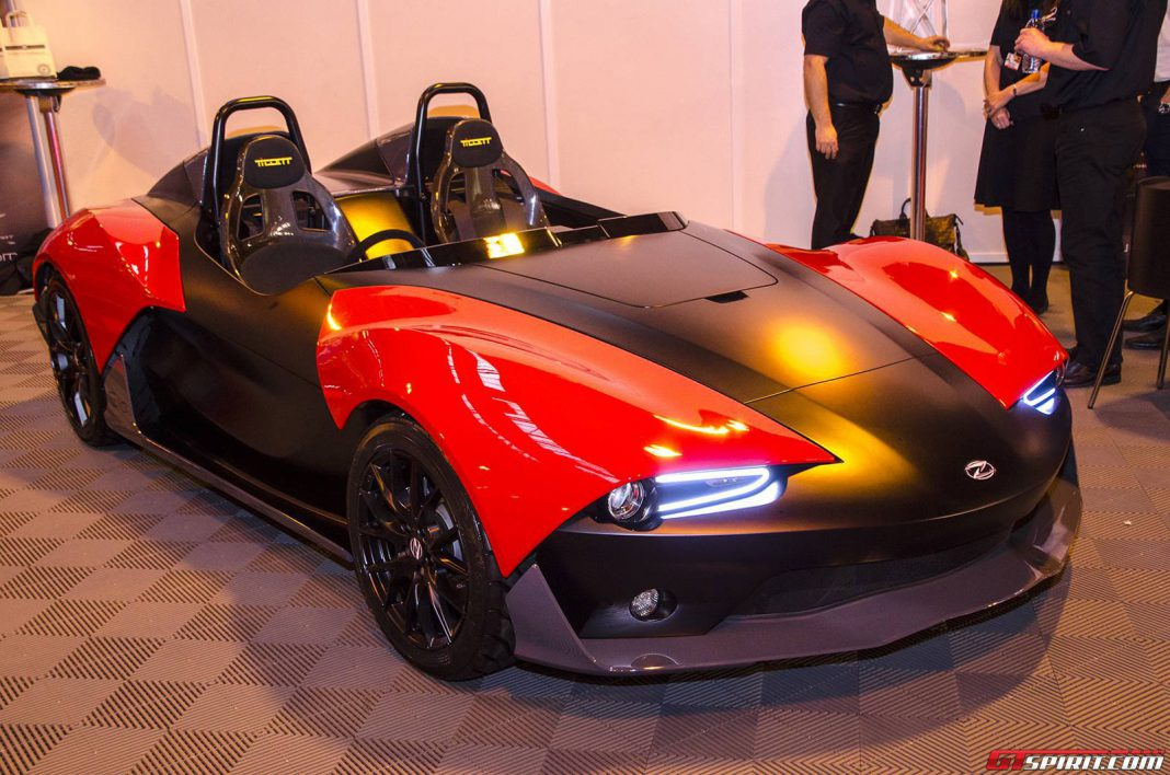 Zenos E11 to be 'Raw' Like E10 Sports Car