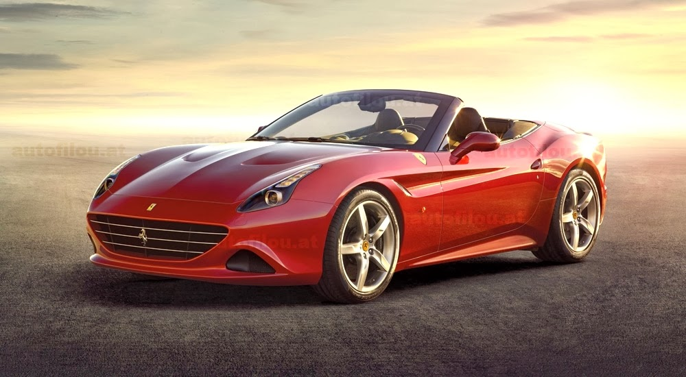 Car News Leaked: 2014 Ferrari California T or Ferrari 149M Project