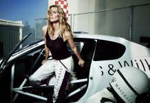 Heidi Klum Poses With Maseratis In Sizzling Photoshoot