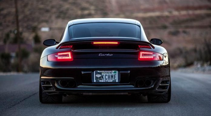Switzer's Latest Porsche 911 Turbo Upgrade