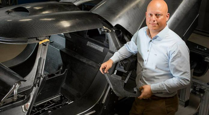 Christian Von Koenigsegg Takes Delivery of Tesla Model S