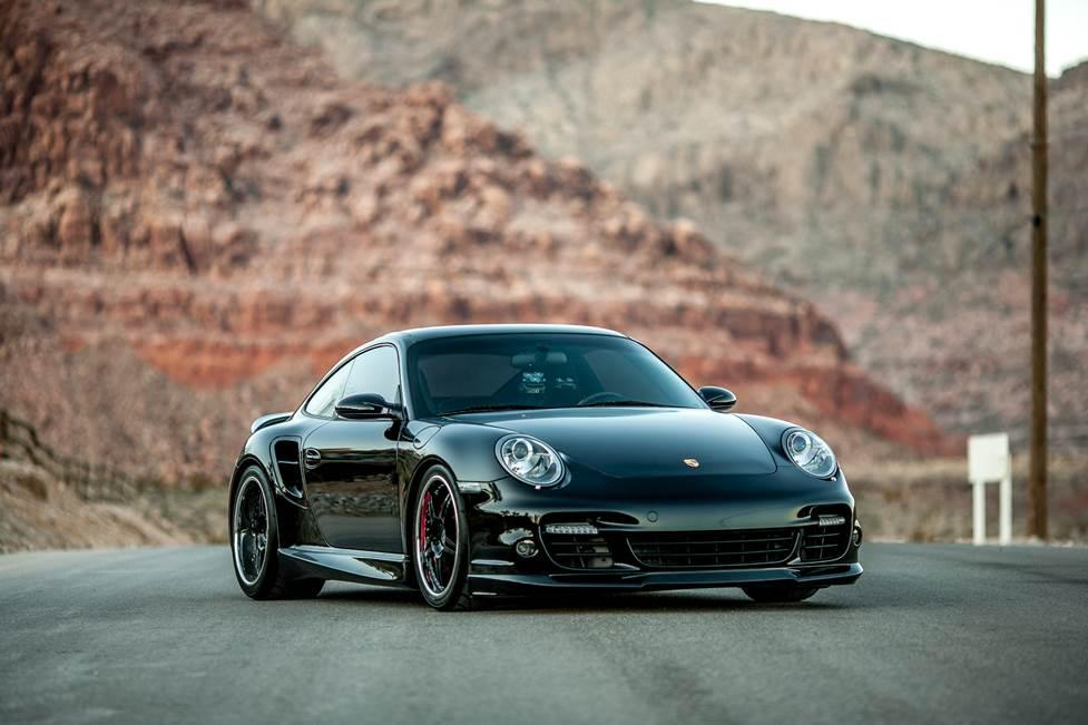 Switzer's Latest Porsche 911 Turbo Upgrade