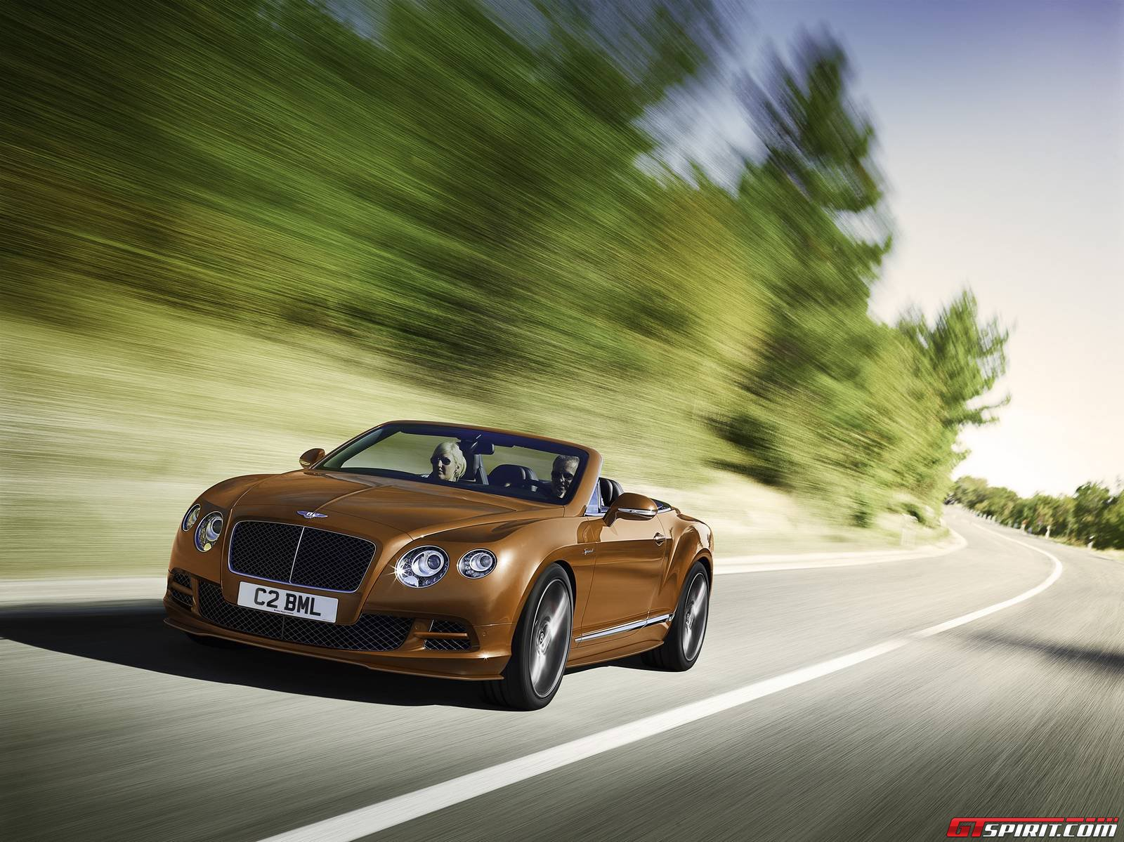official 2015 bentley continental gt speed gtspirit. Black Bedroom Furniture Sets. Home Design Ideas