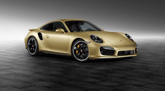 Official: Lime Gold 2014 Porsche 911 Turbo by Porsche Exclusive