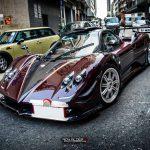One-off Pagani Zonda 760 Fantasma Revealed in Hong Kong