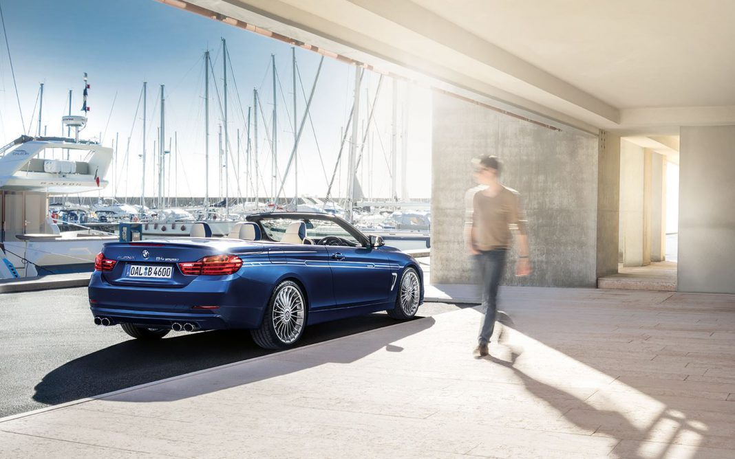 Alpina 4-Series BiTurbo Convertible