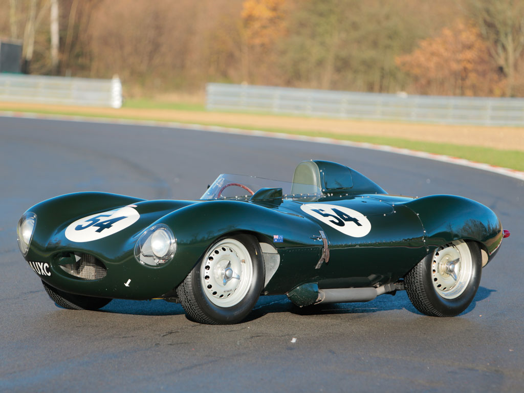 1955 Jaguar D Type Tops Rm Auctions Paris At 3 696 000