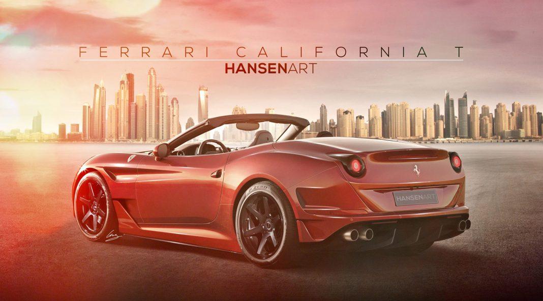 2015 Ferrari California T Widebody