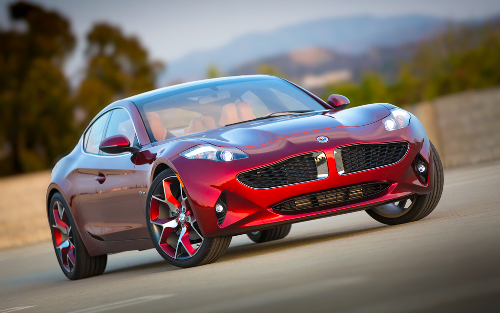 Wanxiang to Restart Fisker Karma Production Within a Year