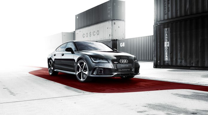 Official: Audi RS7 Sportback by PRETOS