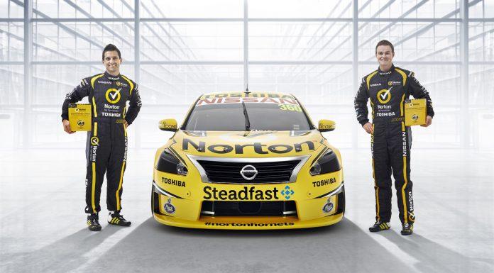 Official: 2014 Norton Altima V8 Supercars Racer