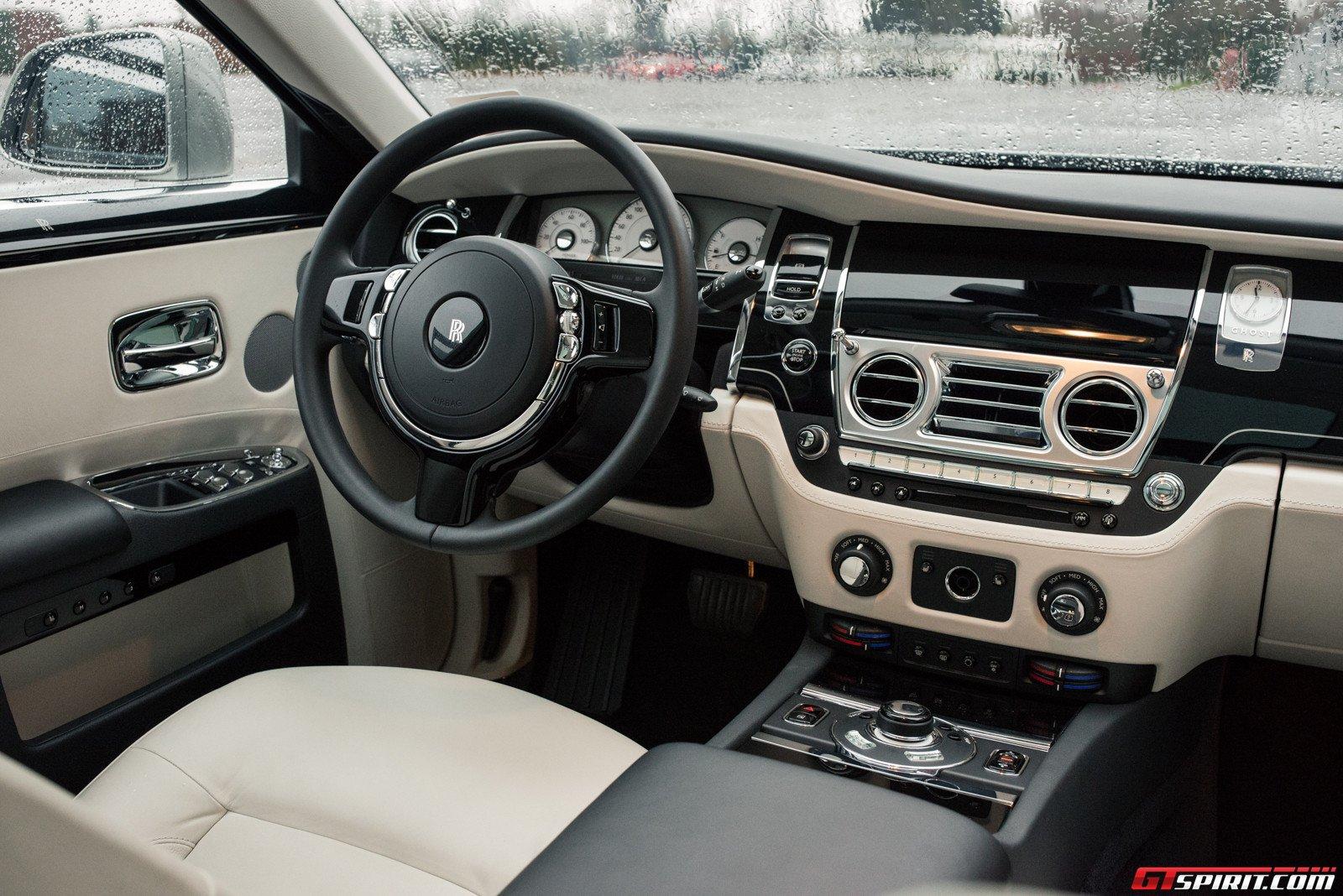2014 Rolls Royce Ghost Amp Ghost Ewb Review Gtspirit