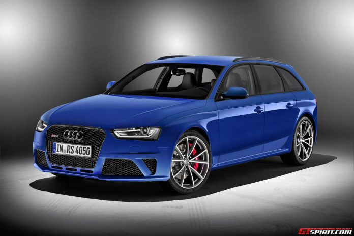 Audi RS4 and RS5 Production ending