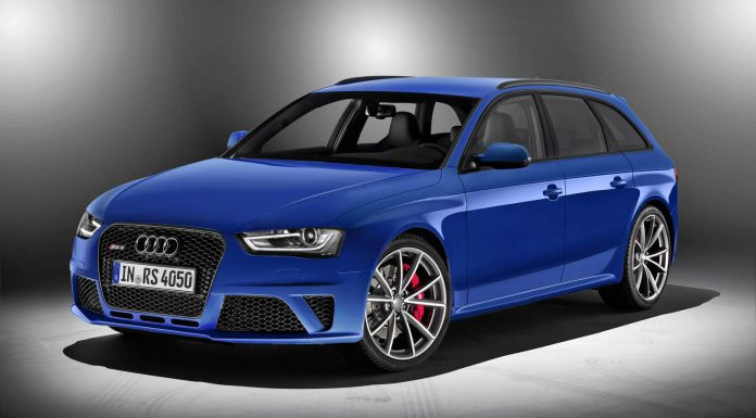 Next-Gen Audi RS4 Could Use Twin-Turbocharged Six-Cylinder
