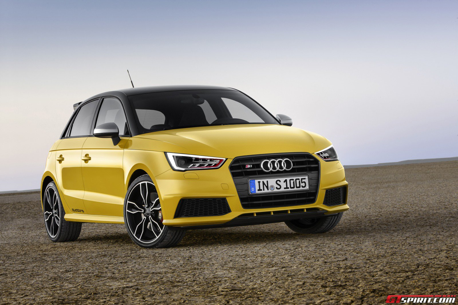 official 2014 audi s1 and s1 sportback gtspirit. Black Bedroom Furniture Sets. Home Design Ideas