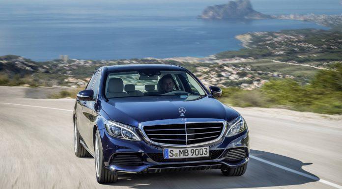 2015 Mercedes-Benz C-Class U.K. Pricing Revealed