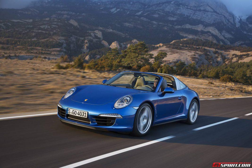 Porsche 911 plug-in hybrid