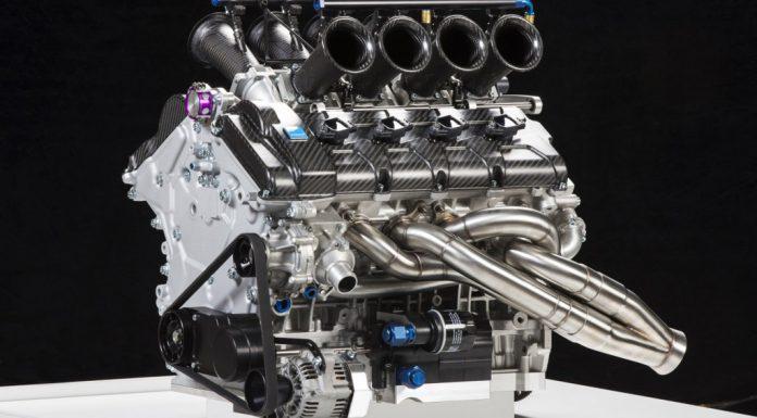 Volvo's New V8 Supercar Engine Sounds Insane!