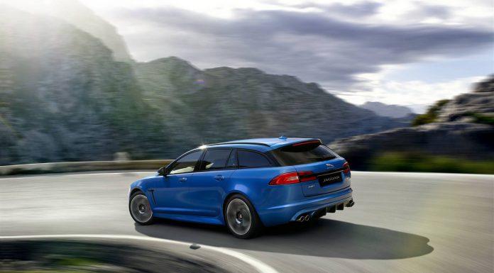 2015 Jaguar XFR-S Sportbrake