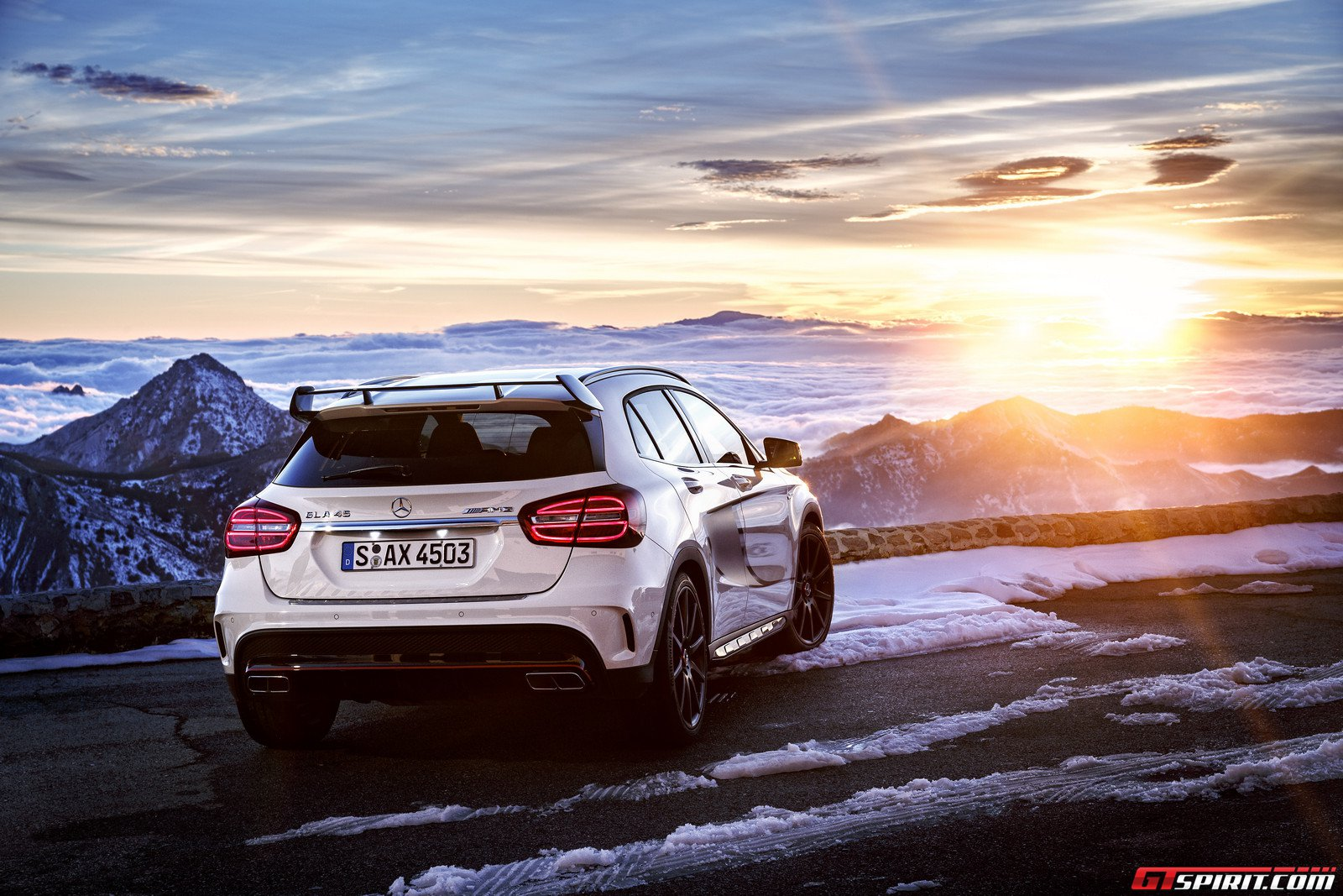 637b63f55e Road Test  2015 Mercedes-Benz GLA 45 AMG Edition 1 Review