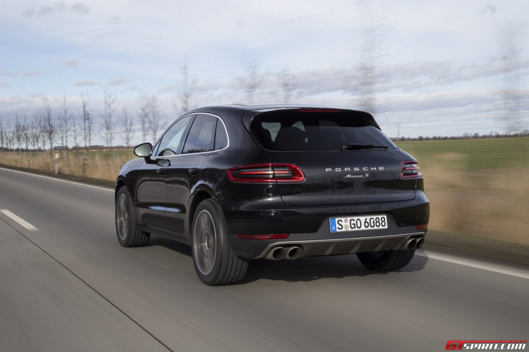 2015 Porsche Macan S Vs S Diesel Vs Macan Turbo Review