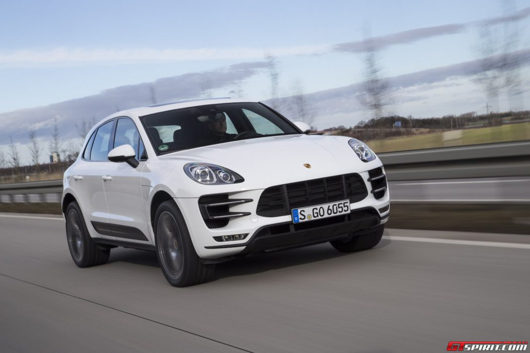 Porsche Macan S and Macan Turbo recalled
