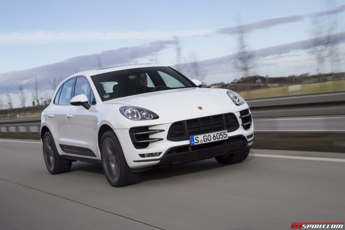 Porsche Macan S and Macan Turbo recalled