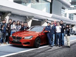 Official: BMW M5 and M6 Gran Coupe Horse Editions