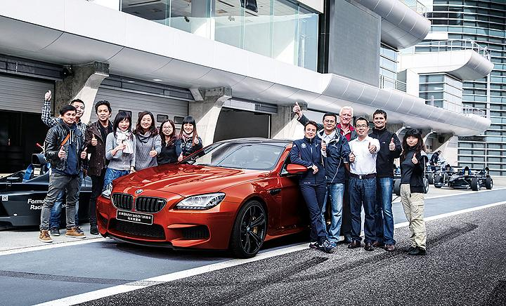 Official Bmw M5 And M6 Gran Coupe Horse Editions