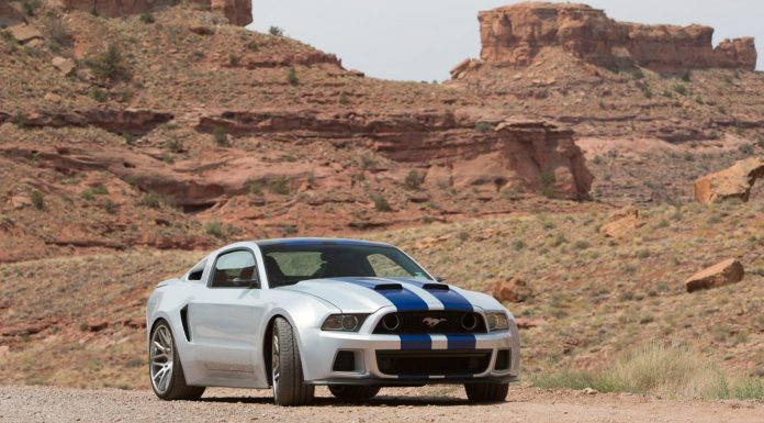 Need For Speed Ford Mustang to be Auctioned in April