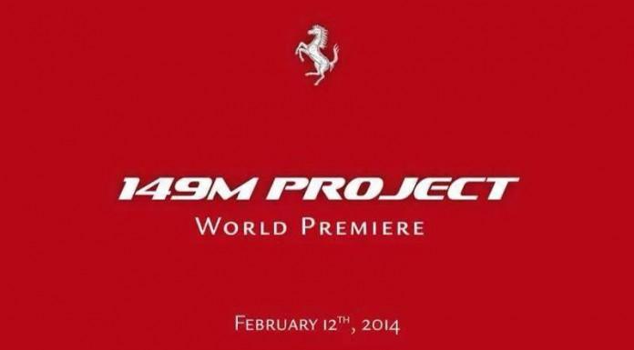 Ferrari 149M Project World Premiere