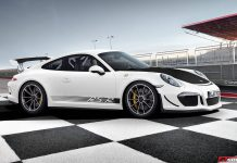 Porsche 991 GT3 RS.R Project by Steve Morfouasse