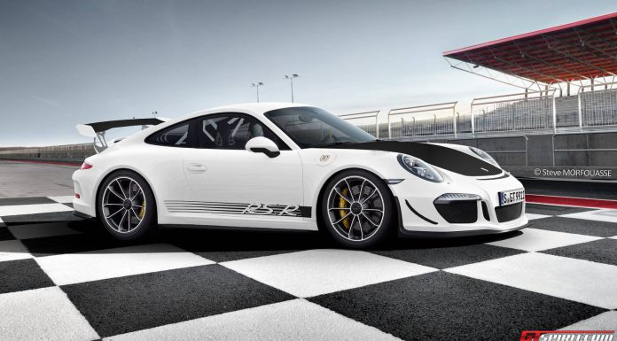 Porsche 991 GT3 RS.R Project by Steve Morfouasse