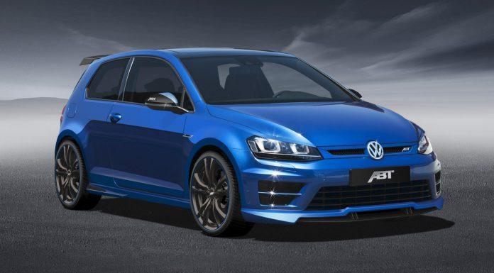 ABT Previews Its 365hp VW Golf R