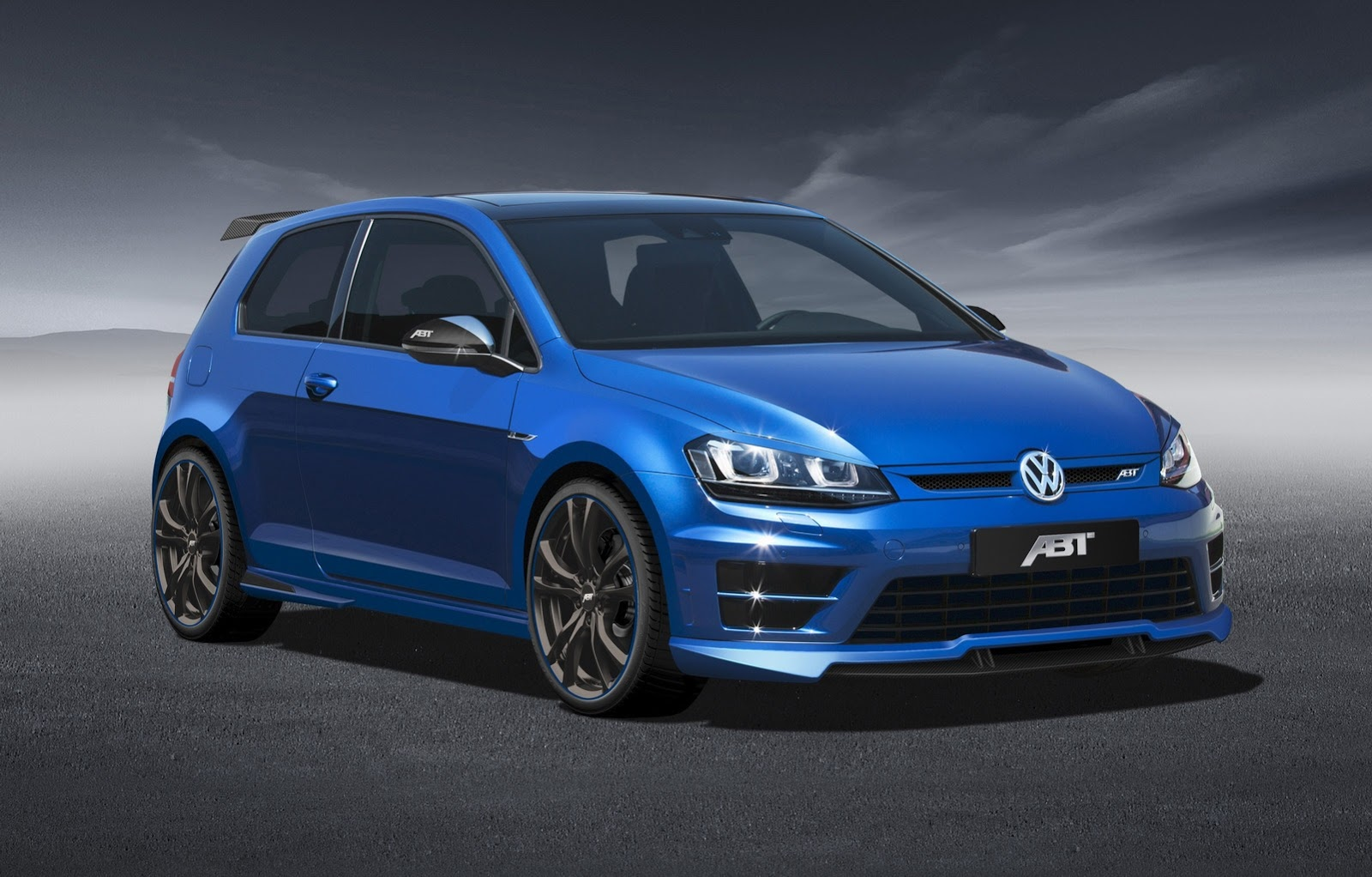 abt previews its 365hp volkswagen golf r gtspirit. Black Bedroom Furniture Sets. Home Design Ideas