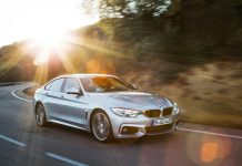 BMW 4-Series Gran Coupe Leaked