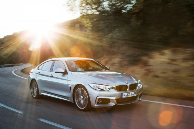 BMW 4 Series Gran Coupe 3 640x426 - LEAKED : BMW 4-Series Gran Coupe