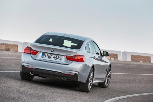 BMW 4 Series Gran Coupe 6 640x426 - LEAKED : BMW 4-Series Gran Coupe