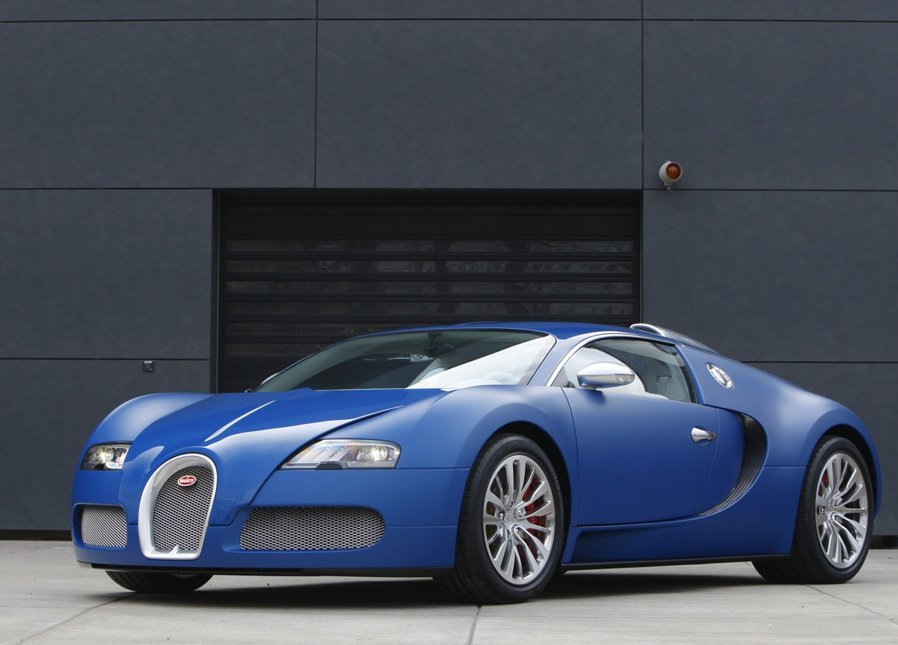 gtspirit top 10 bugatti veyron special editions. Black Bedroom Furniture Sets. Home Design Ideas