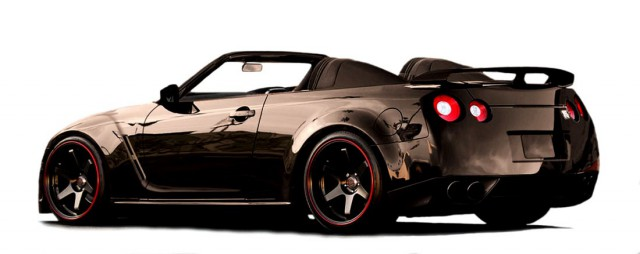 Californian Convertible Specialists to Create Drop-Top Nissan GT-R?