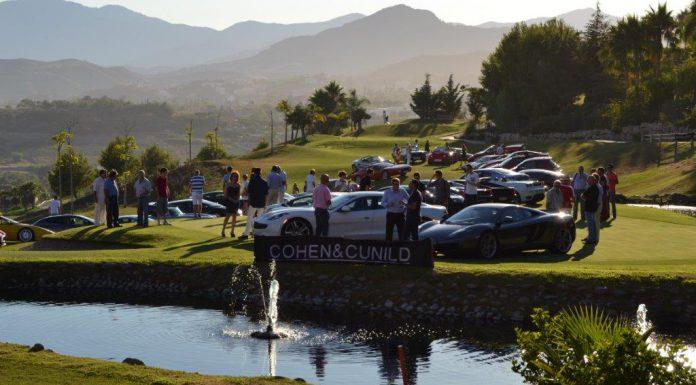 Epic Cars & Coffee Held in Spain