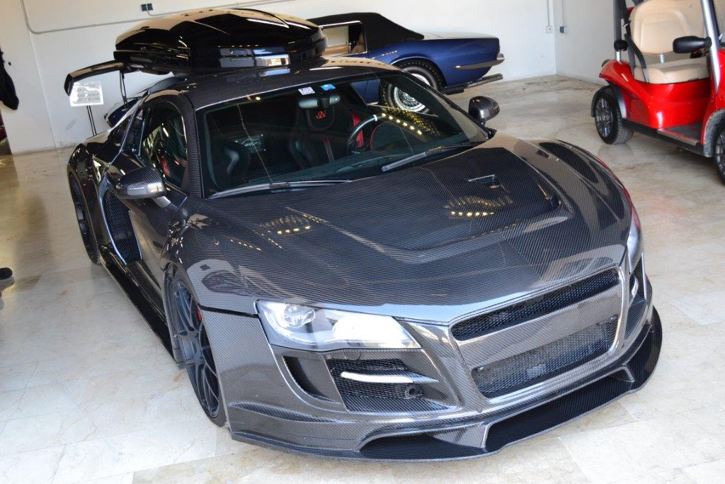 Jon Olsson's Insane Audi R8 For Sale - GTspirit