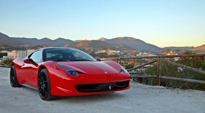 Stunning Ferrari 458 Italia by Cohen & Cunild