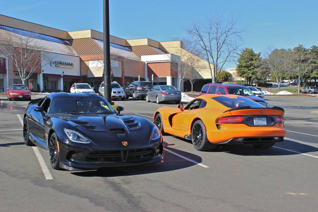 Cars & Coffee North Carolina