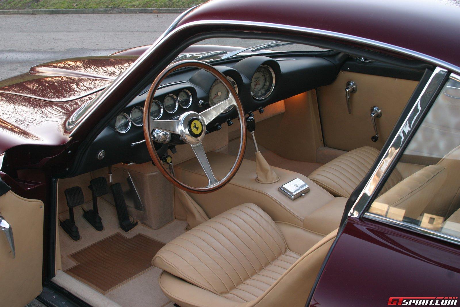 Road Test 1963 Ferrari 250 Gt Lusso M 233 Do Cars